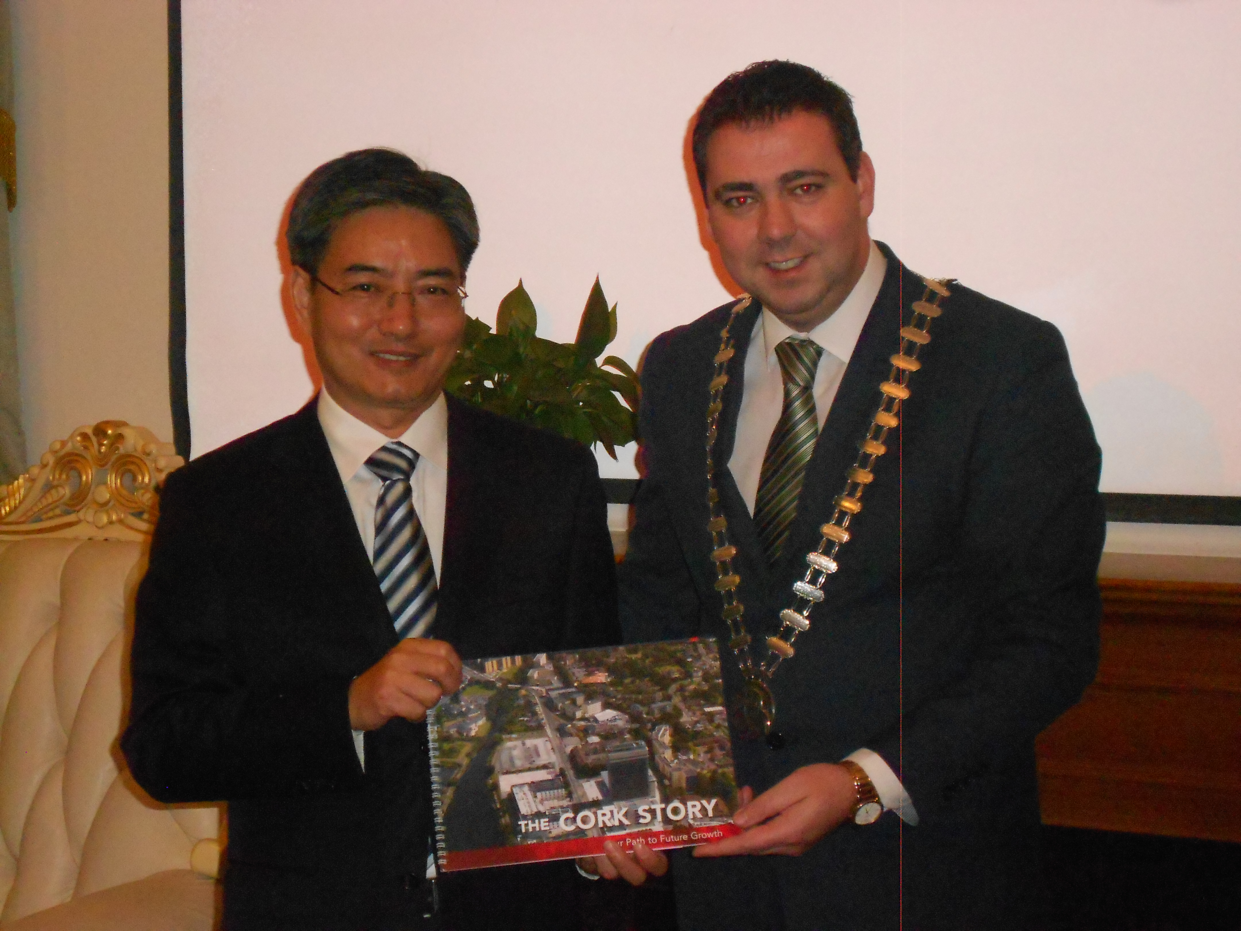 County Mayor leads Economic Development, Educational and Cultural exchange delegation to China