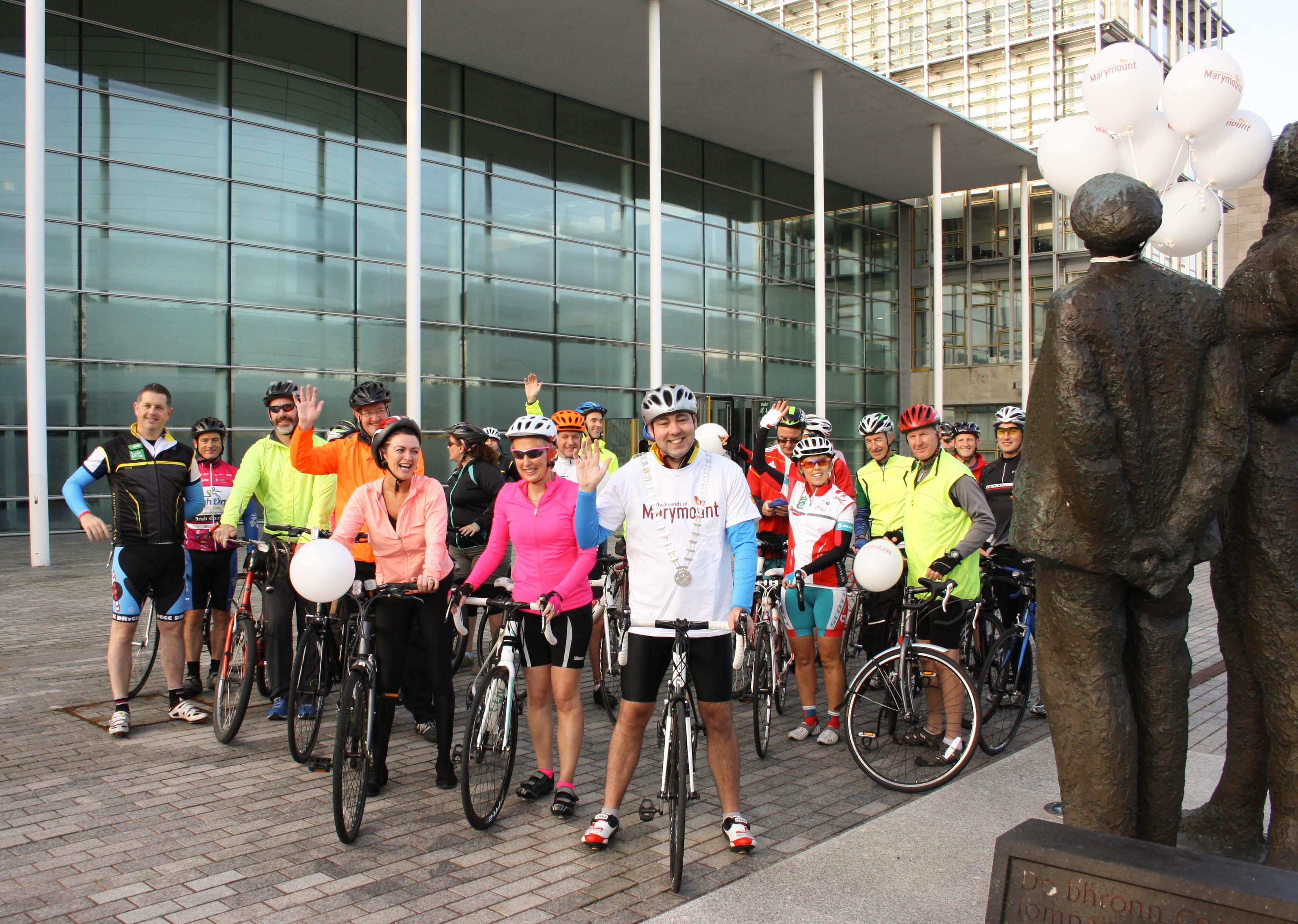 Cork County Council Big Bike Ride 2015 Raises €2,616 For Charity