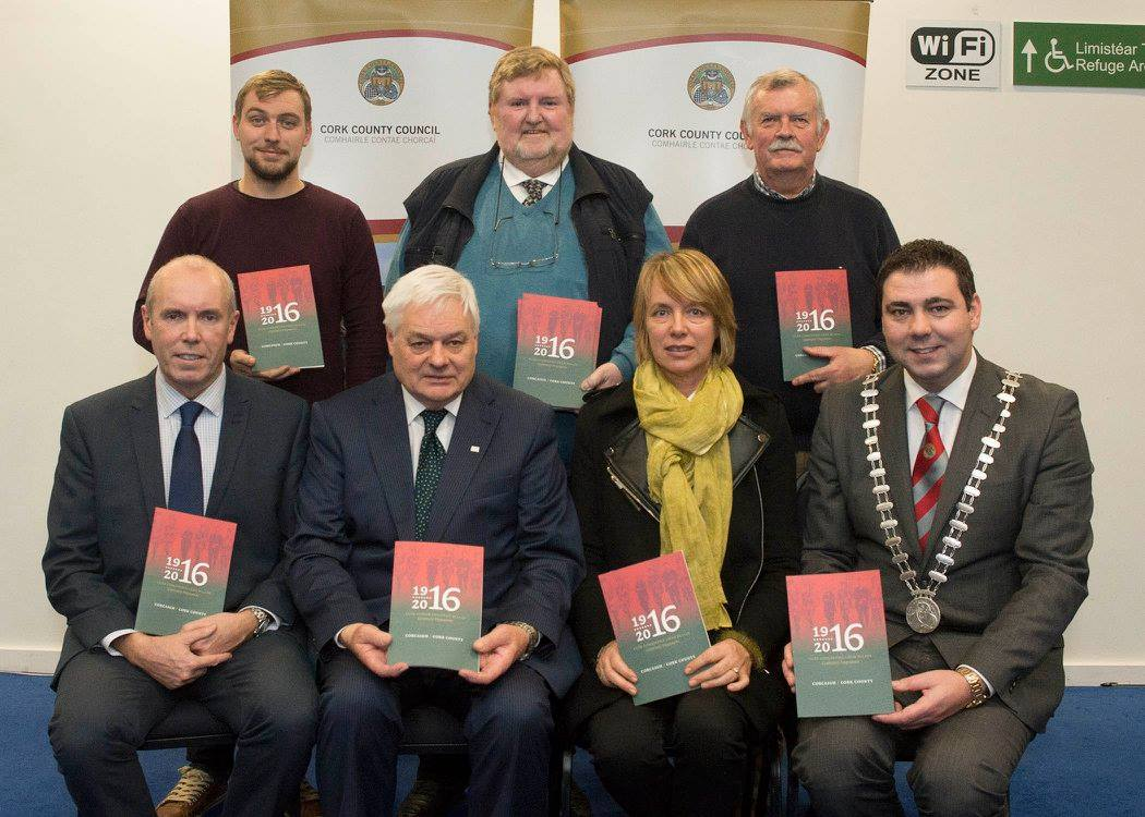 Cork County Ireland 2016 Centenary Programme Launched