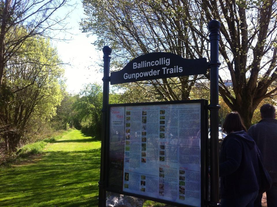 Ballincollig Gunpowder Trails