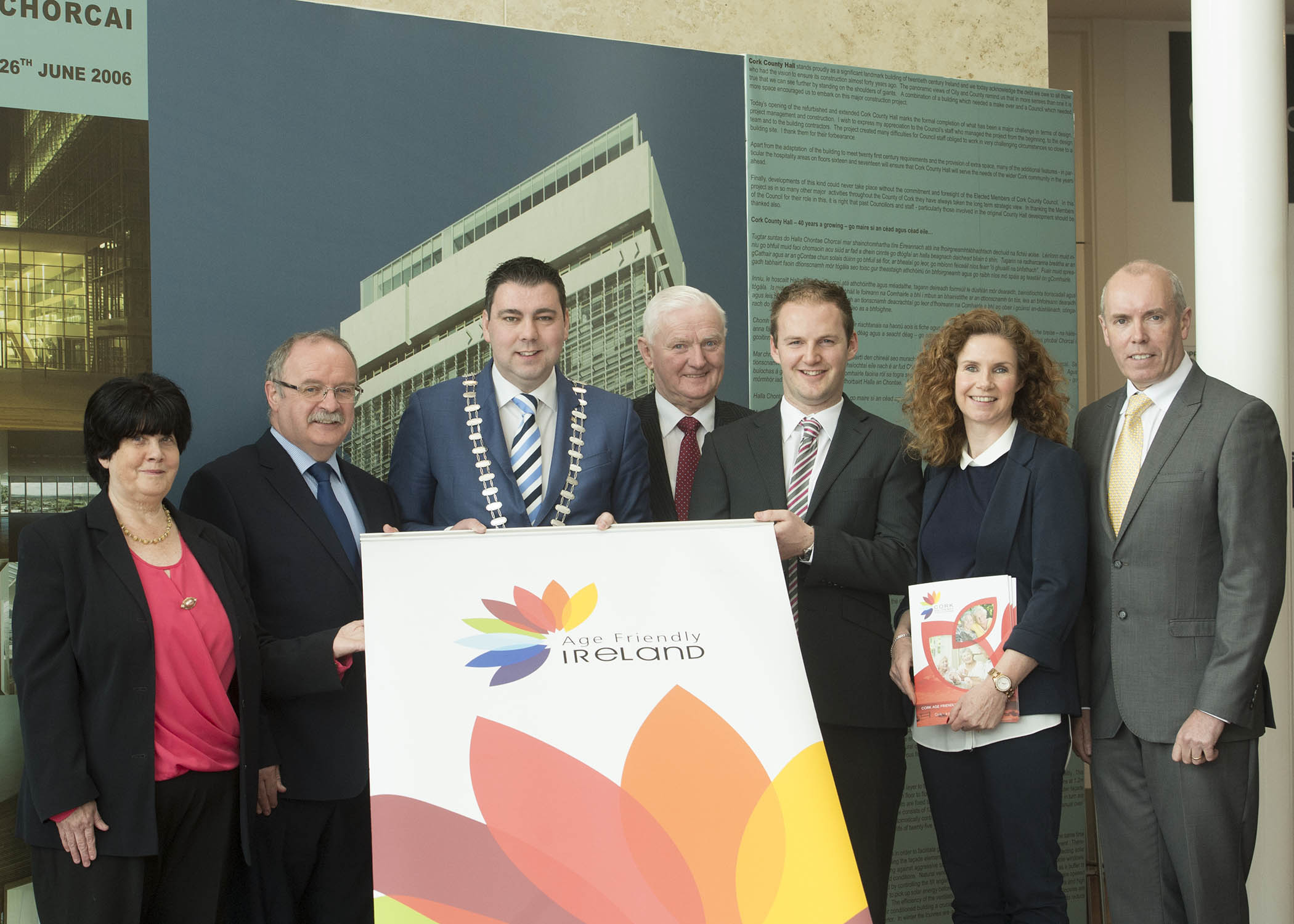 County Cork Set to Become Age Friendly – Five Year Strategy Launched
