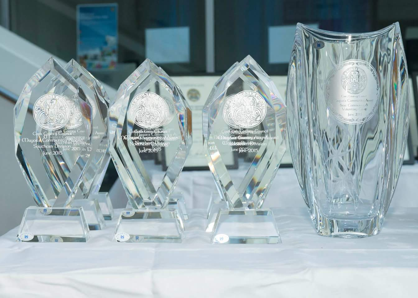Mayors Awards