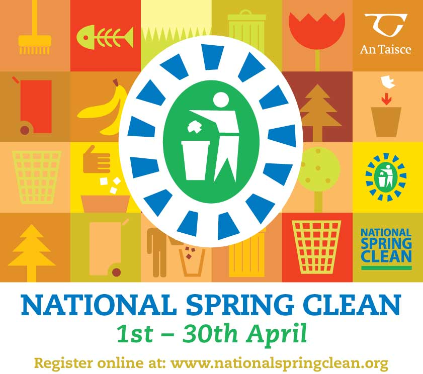 National-Spring-Clean-Poster-image