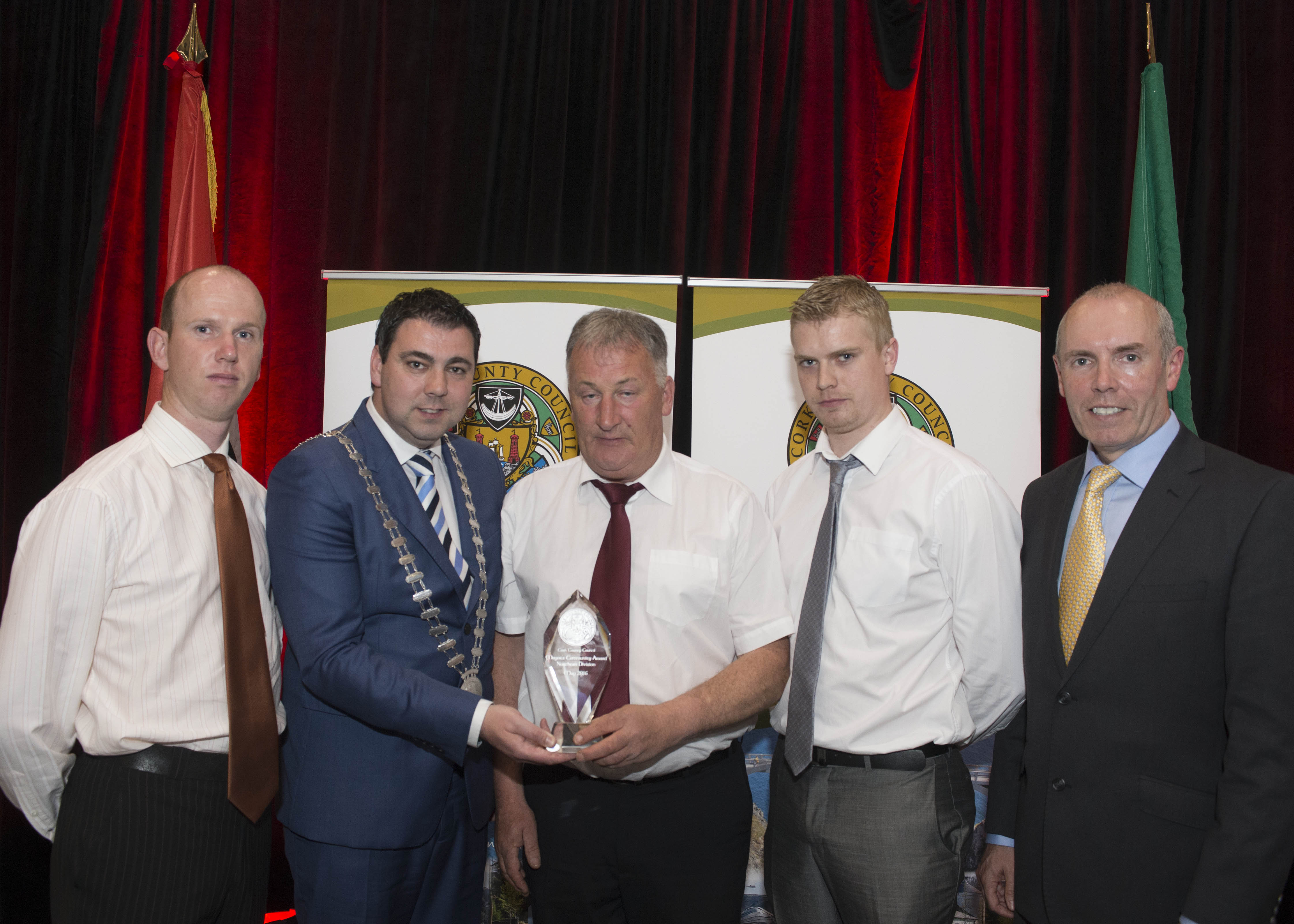 Knocknagree & Mallow To Benefit from CLÁR funding for 70 First Responder Organisations in rural areas