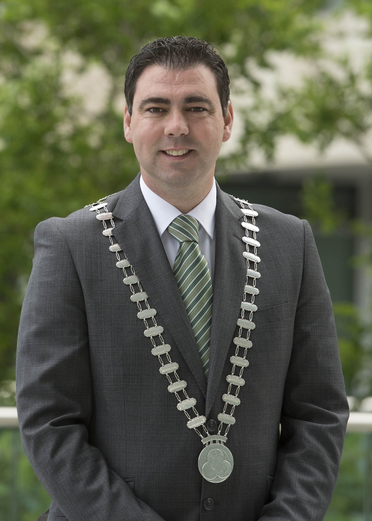 Mayor JP