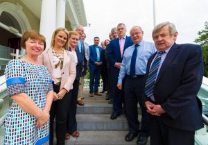 The North Cork Local Community Development Committee (LCDC) who met this week in Cork County Council Offices, Anabella, Mallow.
