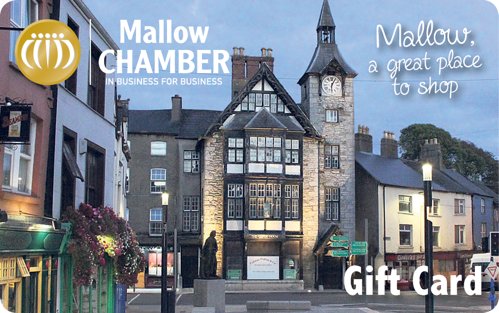 """Mallow Town creates its very own One 4 All """"Mallow Gift Card"""""""