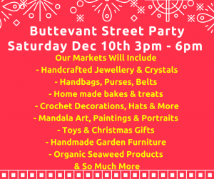 The line up of activities for Buttevant this weekend.