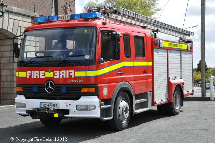 Construction Set to Commence on New Fire Station in Kanturk