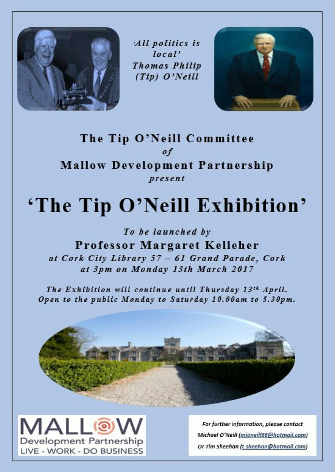 Tip O Neill Exhibit