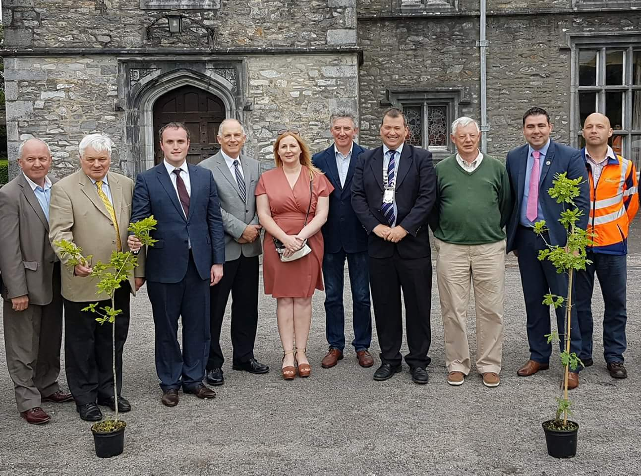 Grounds of Mallow Castle to become an Amenity Woodland