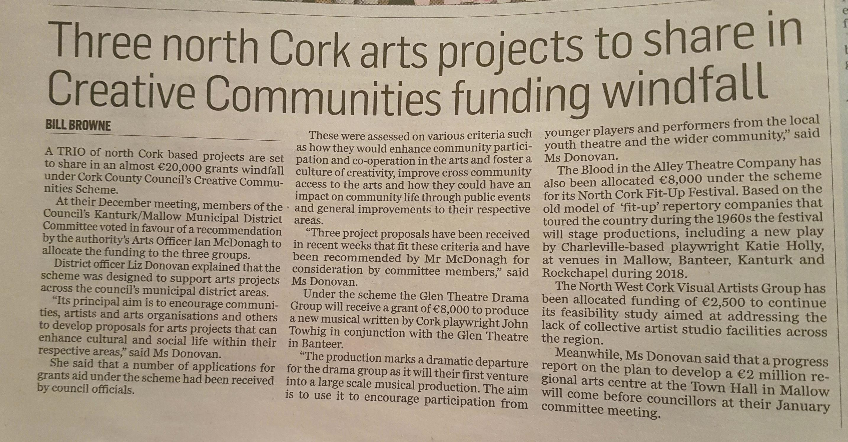 Creative Communities_Corkman