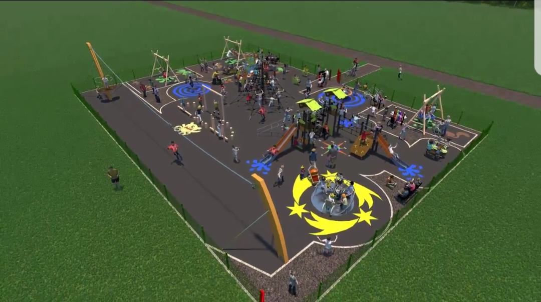 Over €250k in Funding for Playgrounds in Cork – Cllr. O' Shea