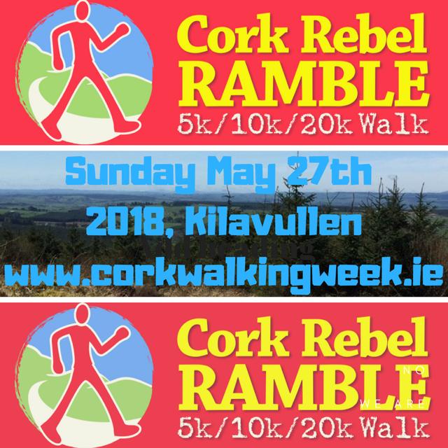 Cork Rebel Ramble