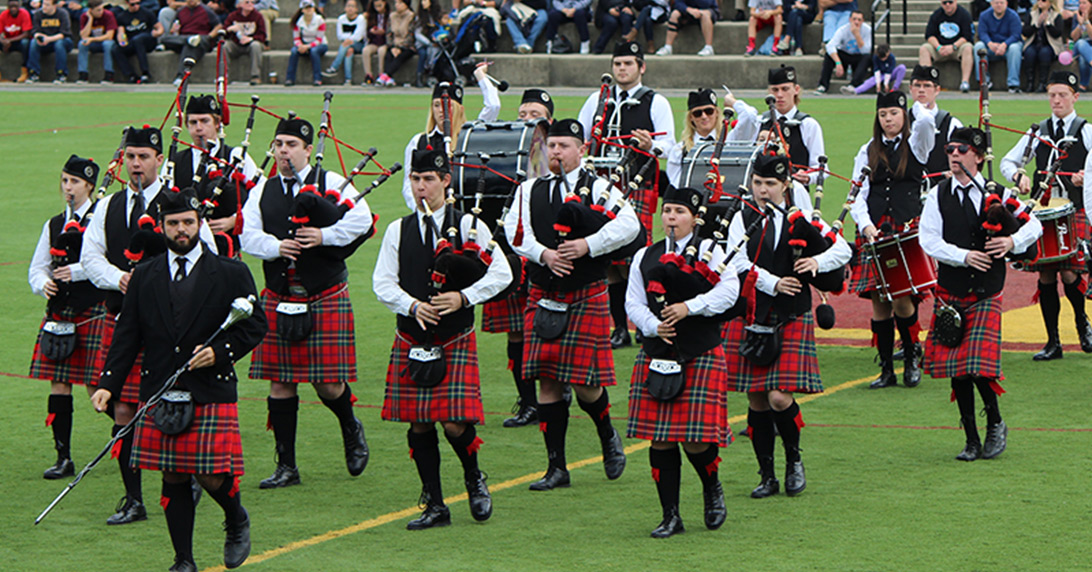South Of Ireland Pipe Band Championships in Mallow Castle – Saturday 2nd June