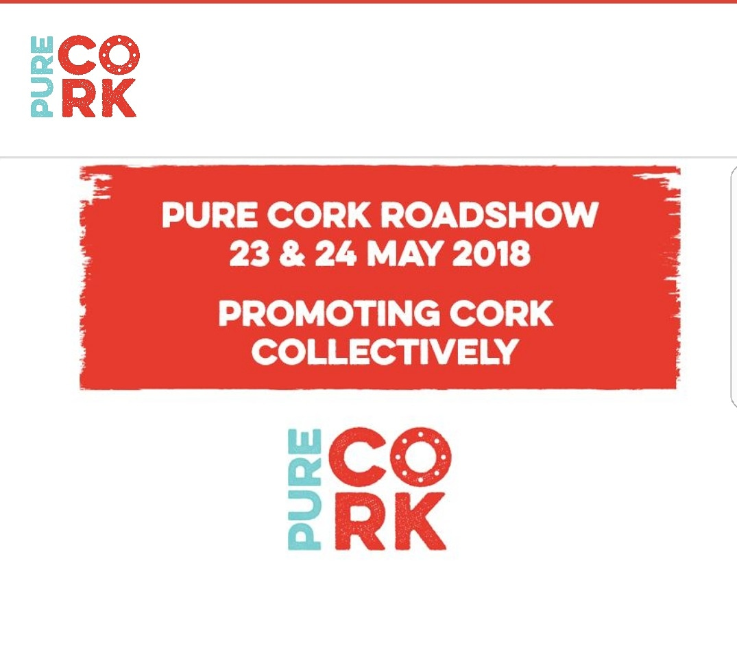 Visit Cork Takes to the Road – Putting Cork on the Map