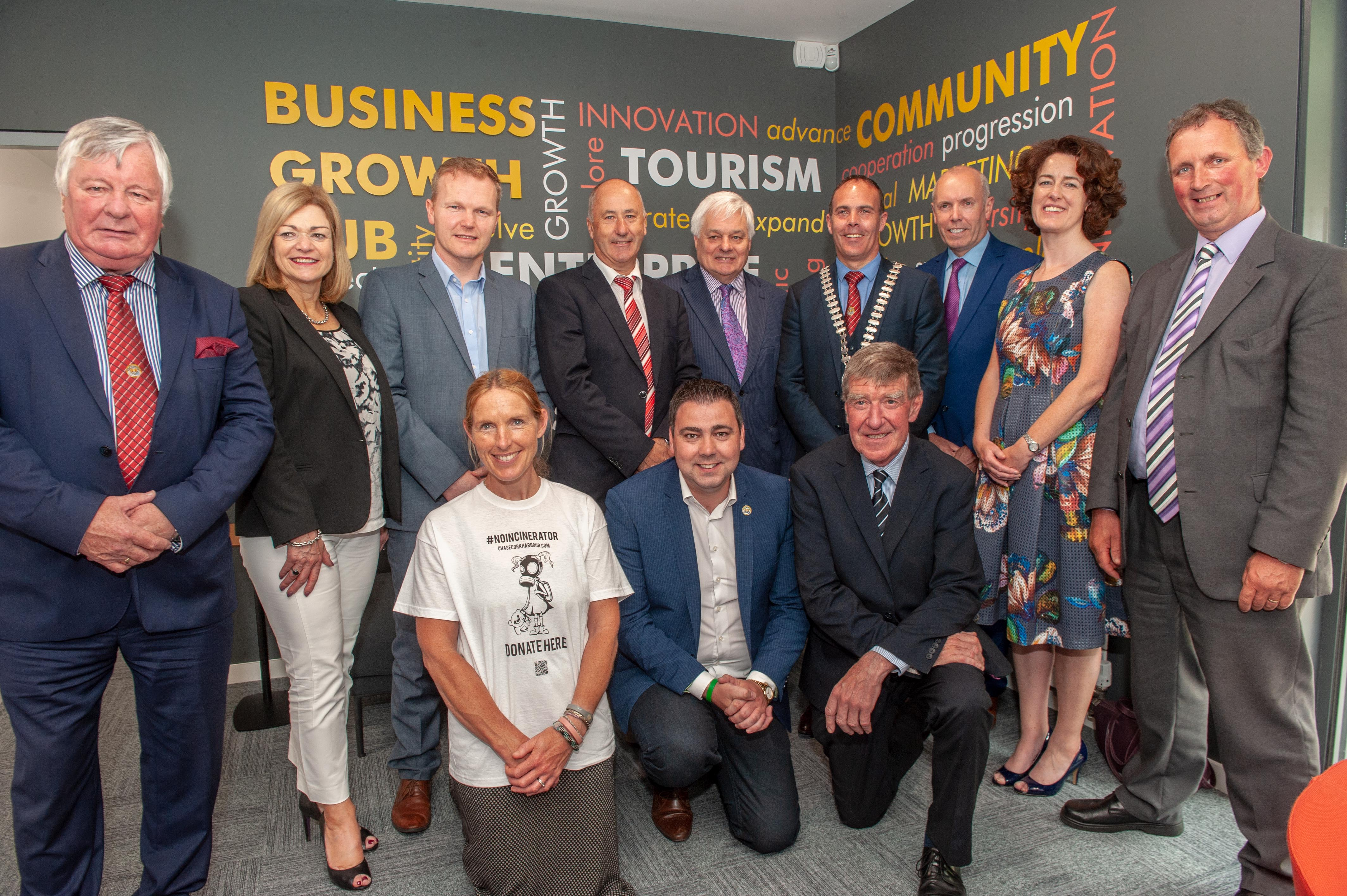 Cork County Council Officially Opens Business Growth Hub