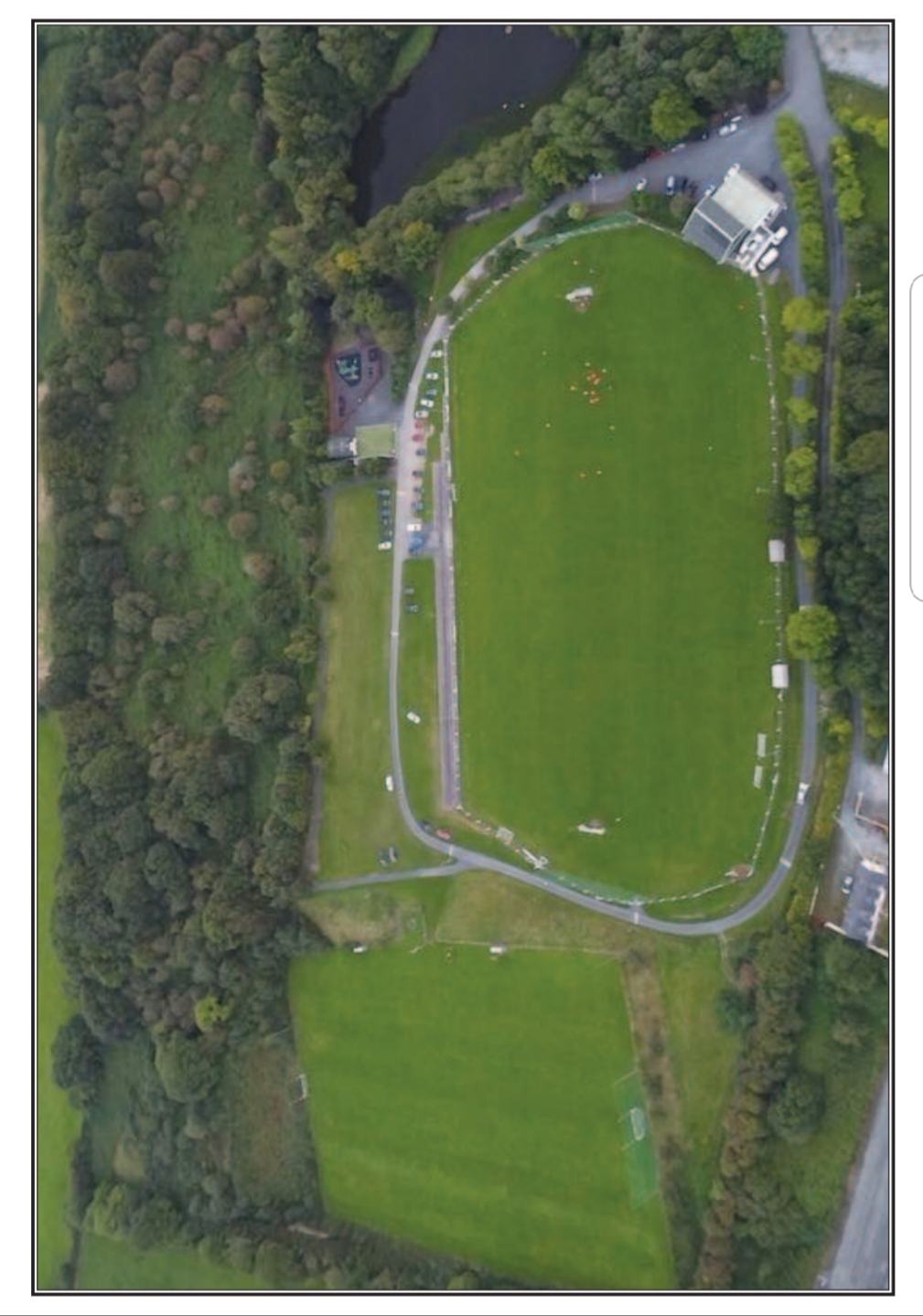 Banteer Sportsfield Project 2019 – Pitch Pic