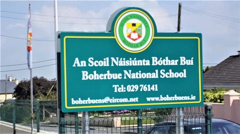 Funding for new facilities at Boherbue National School welcomed – O'Shea