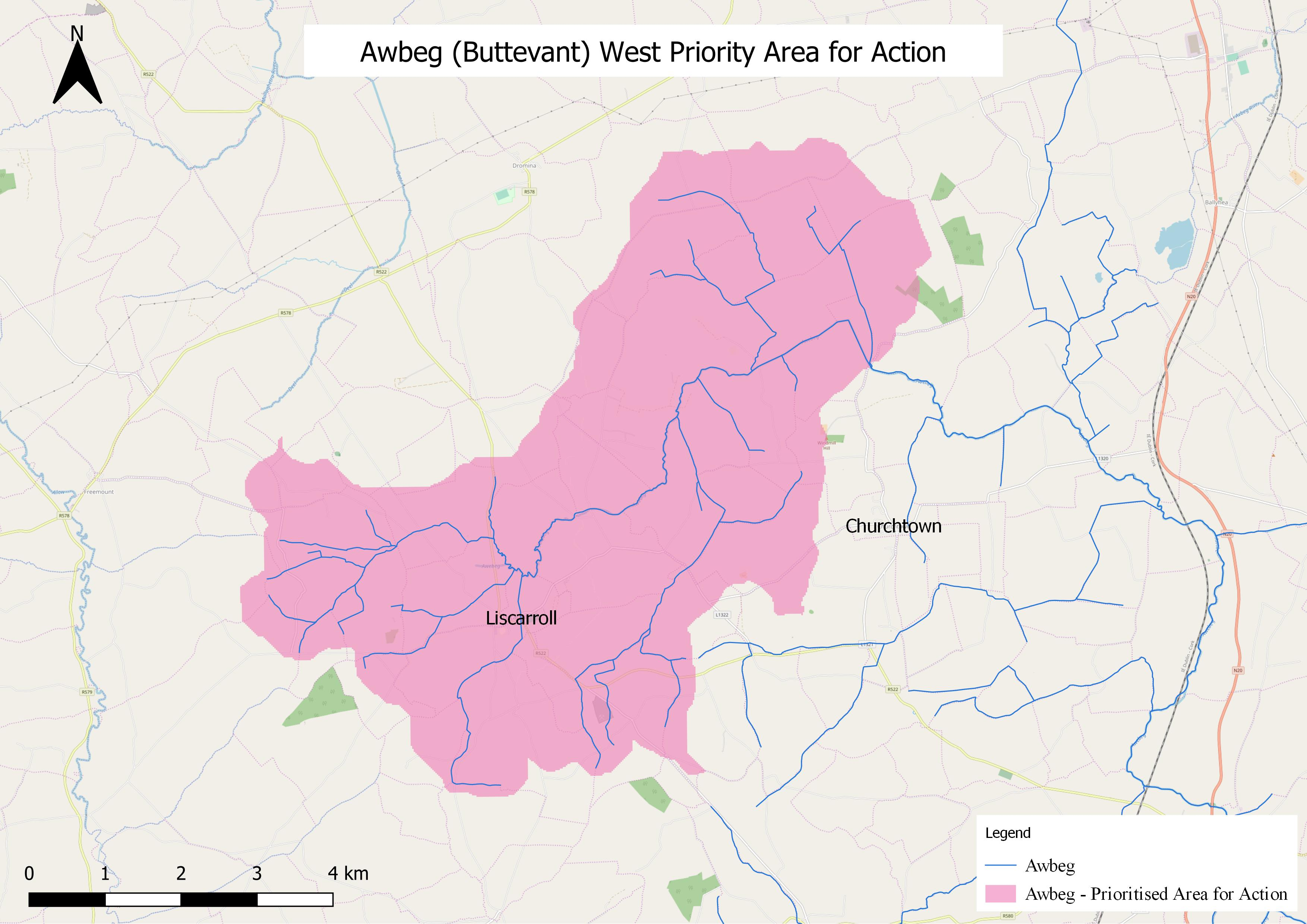 Public Meeting – Upper Awbeg Prioritised Area for Action