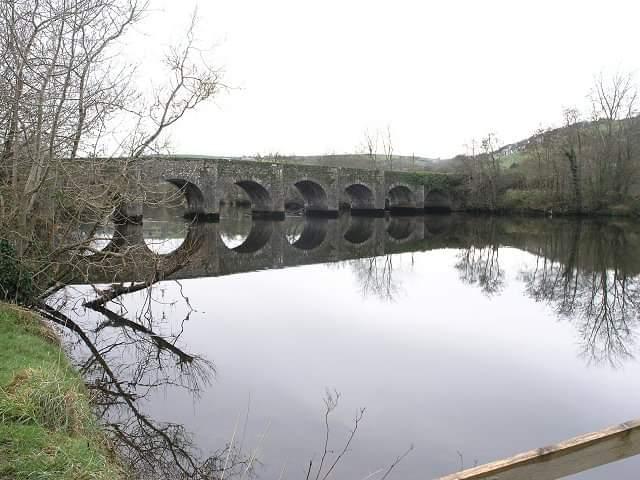 Signalisation and resurfacing works commence on Inniscarra Bridge