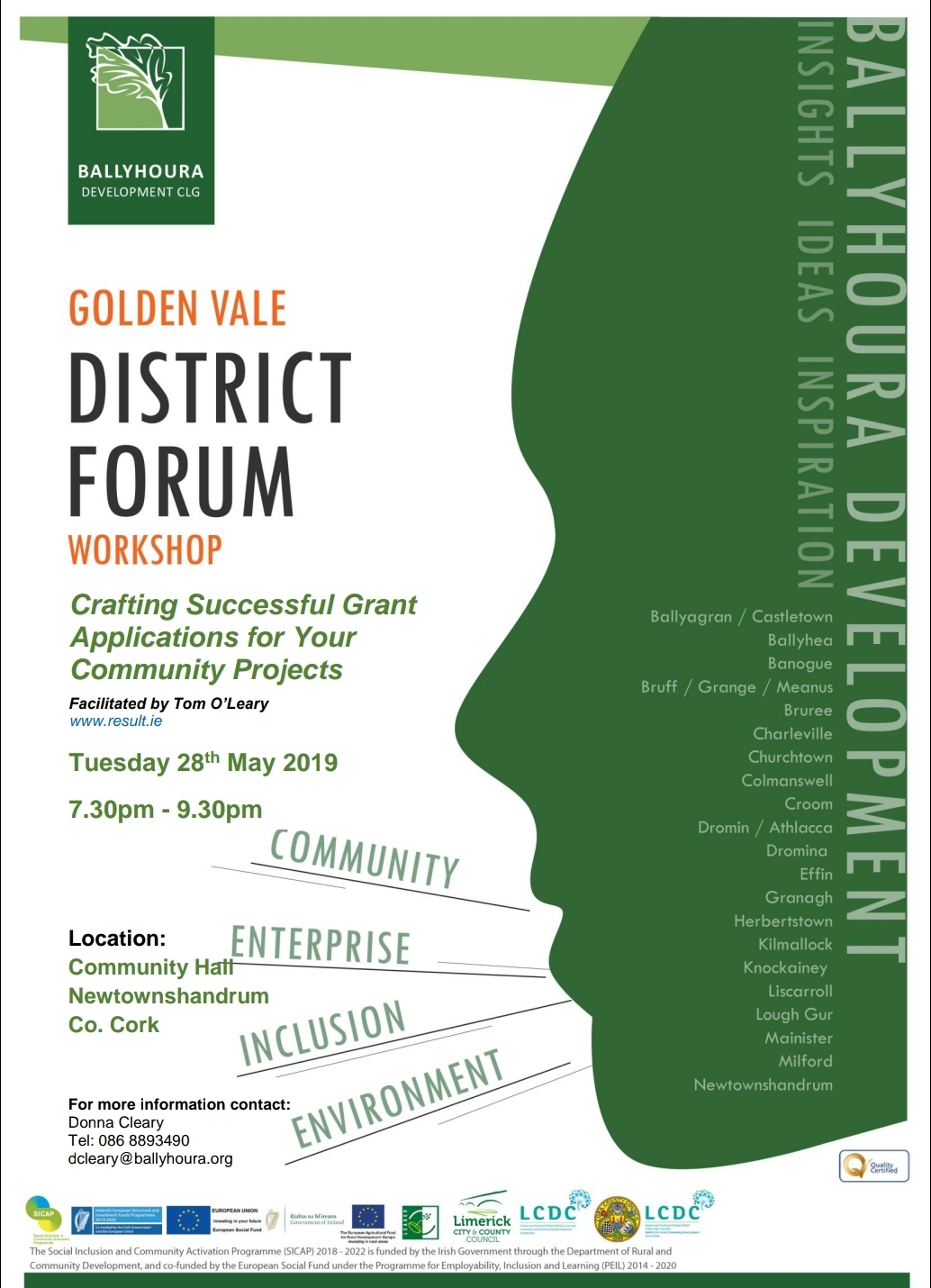 GV District Forum 28th May 2019
