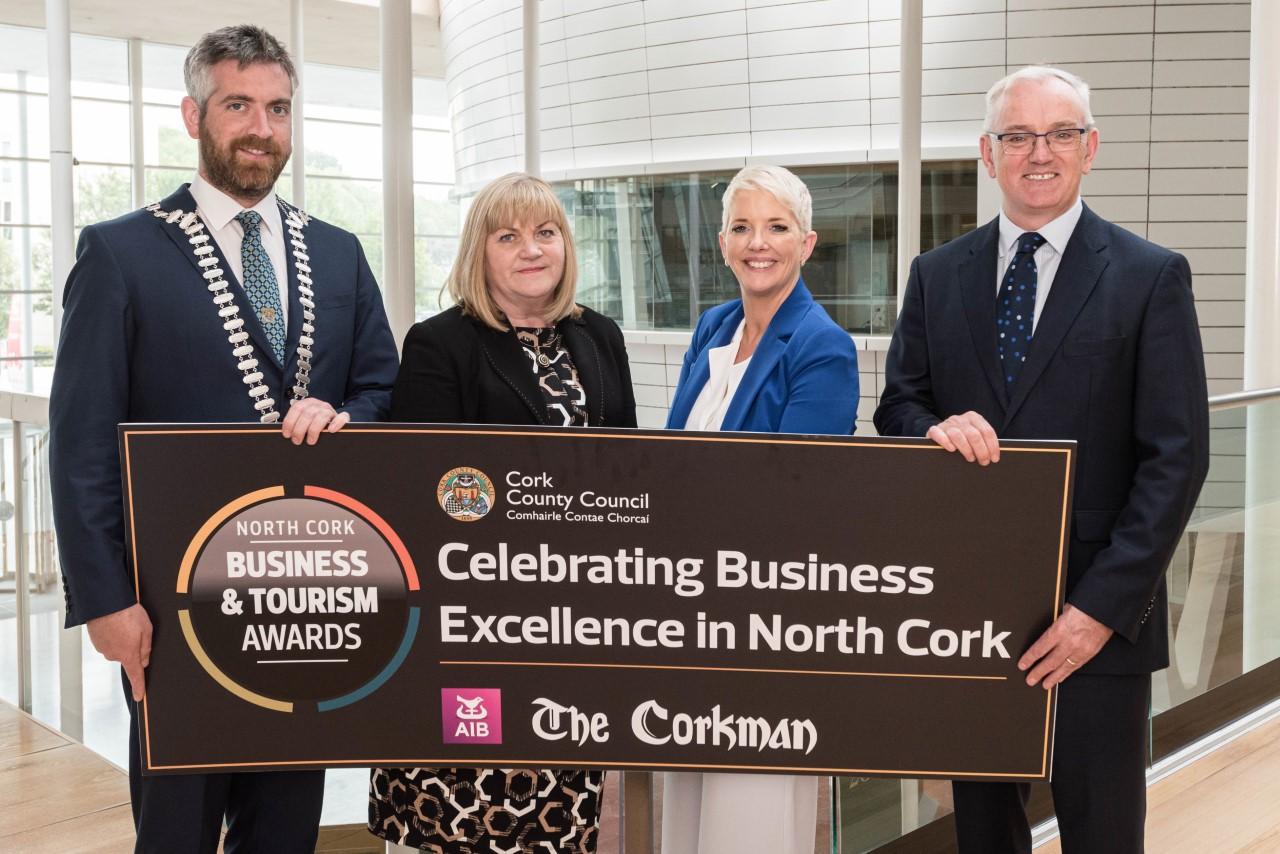North Cork launch