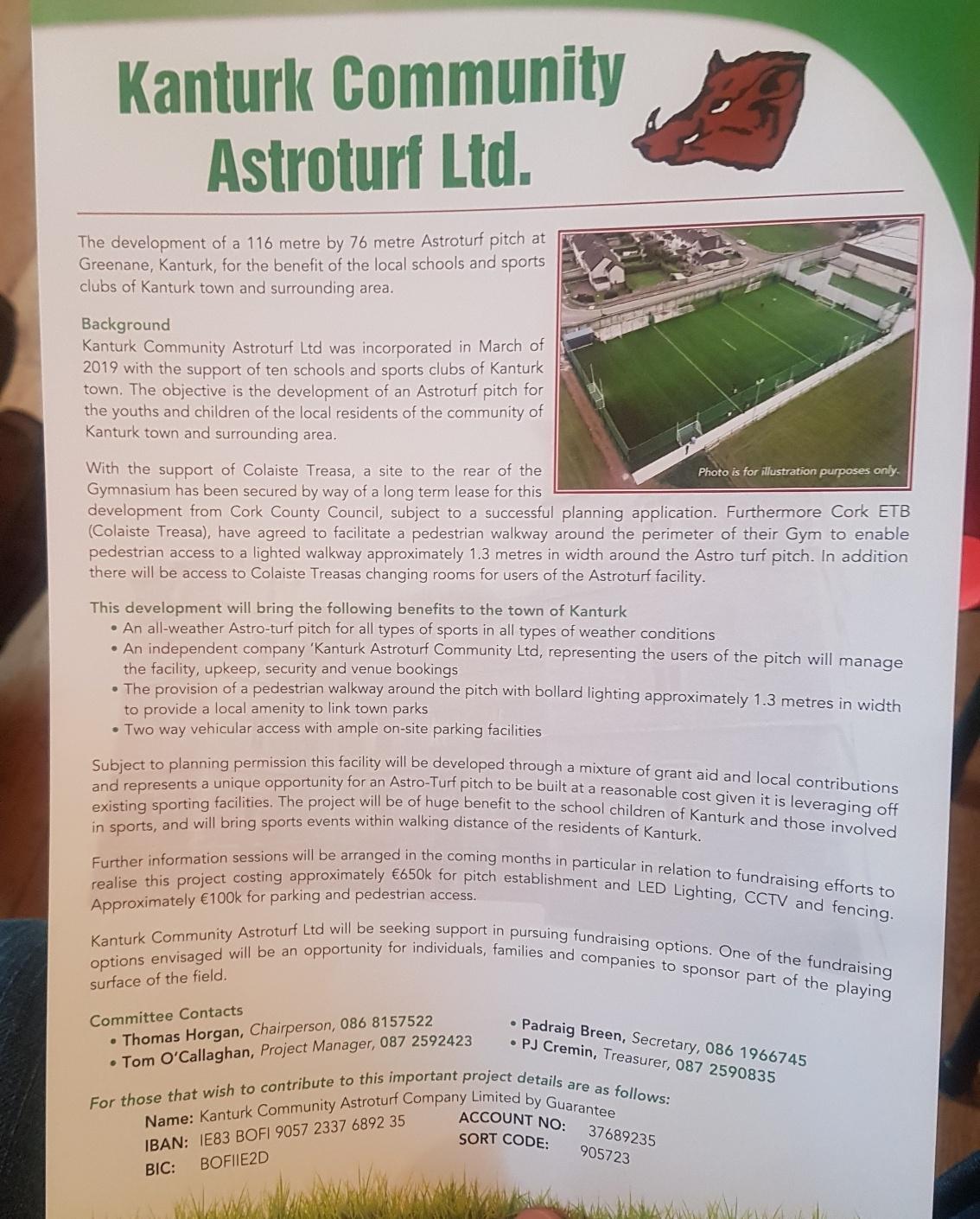 Kanturk Astro 1