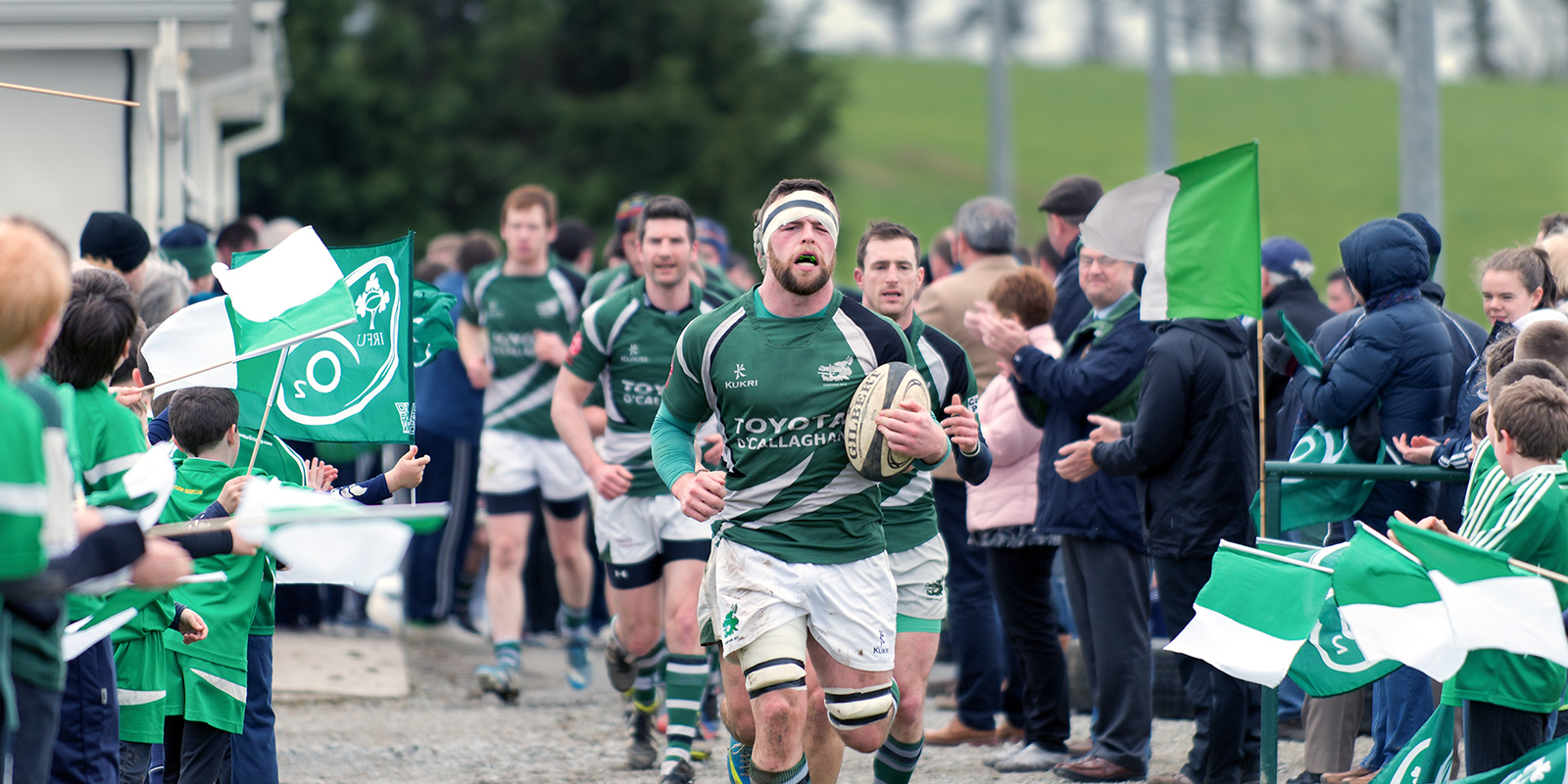 Kanturk Rugby Club to get €37,000 Leader Funding Boost – O'Shea