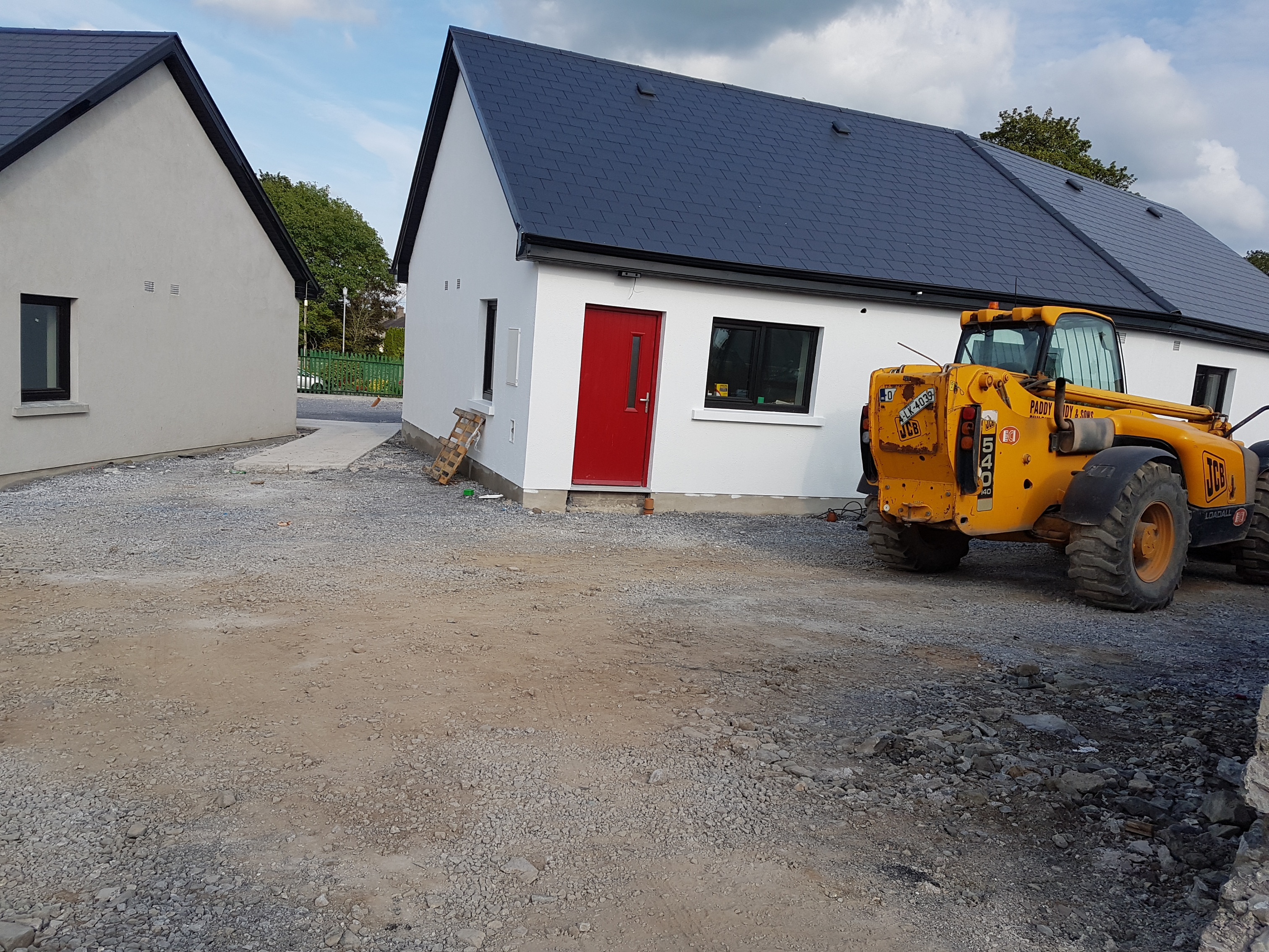 Construction of Housing Project in Charleville Progressing Well – O'Shea
