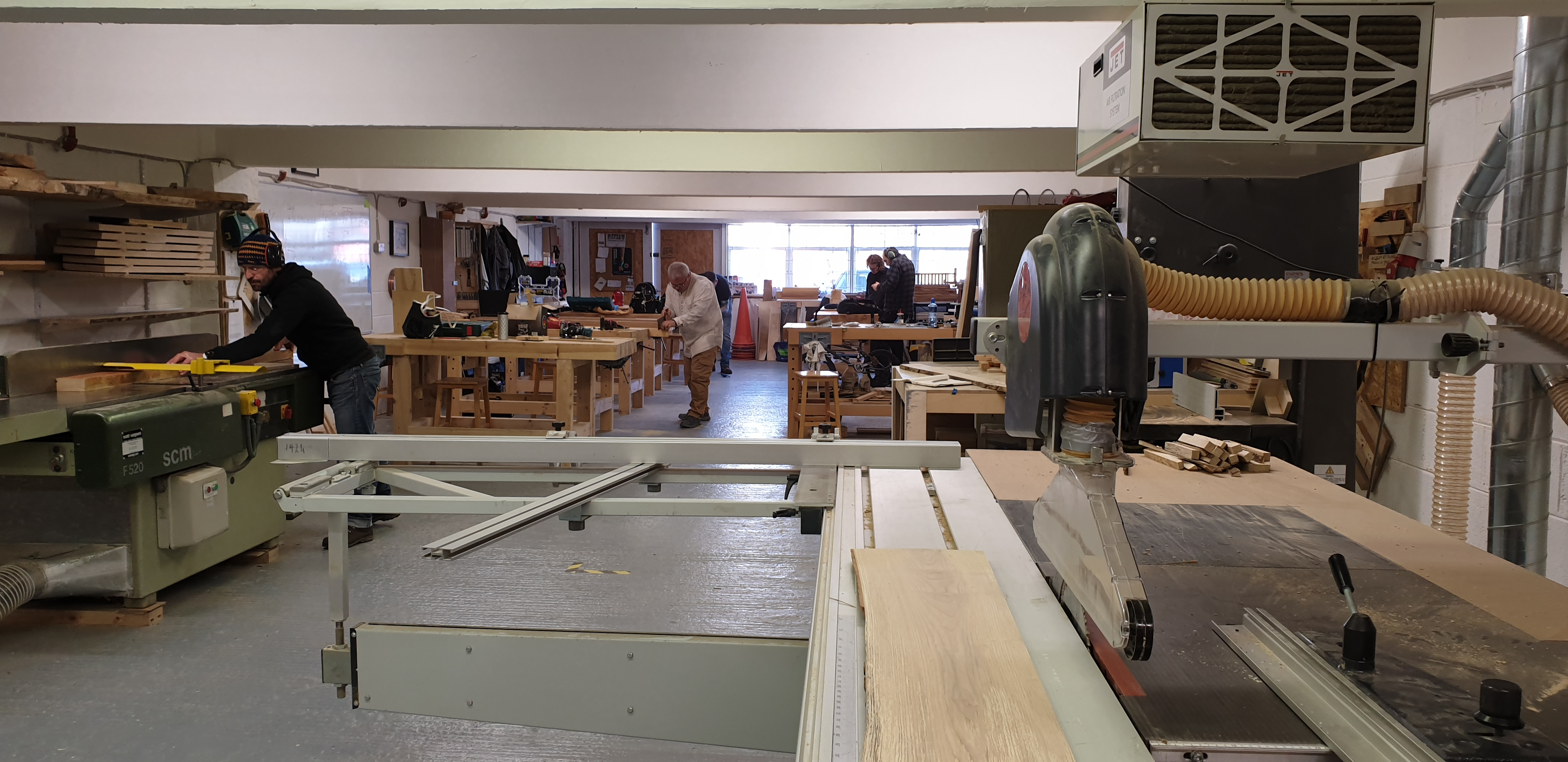 New opportunity for Craft Makers, Artists or Designers who work with Wood