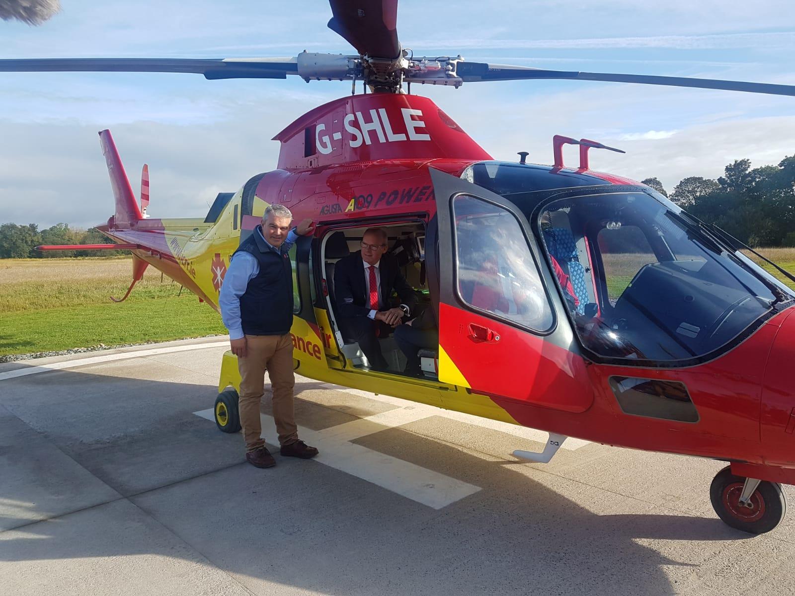 Launch at Rathcoole Aerodrome2