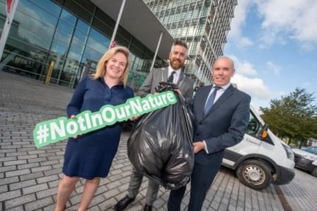 Cork County Council putting Litter in its place