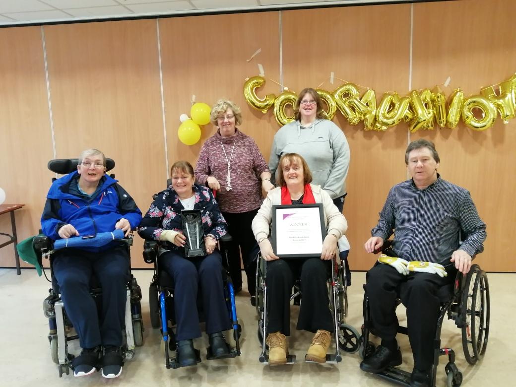 Mallow Irish Wheelchair Association Drama Group Win National Award