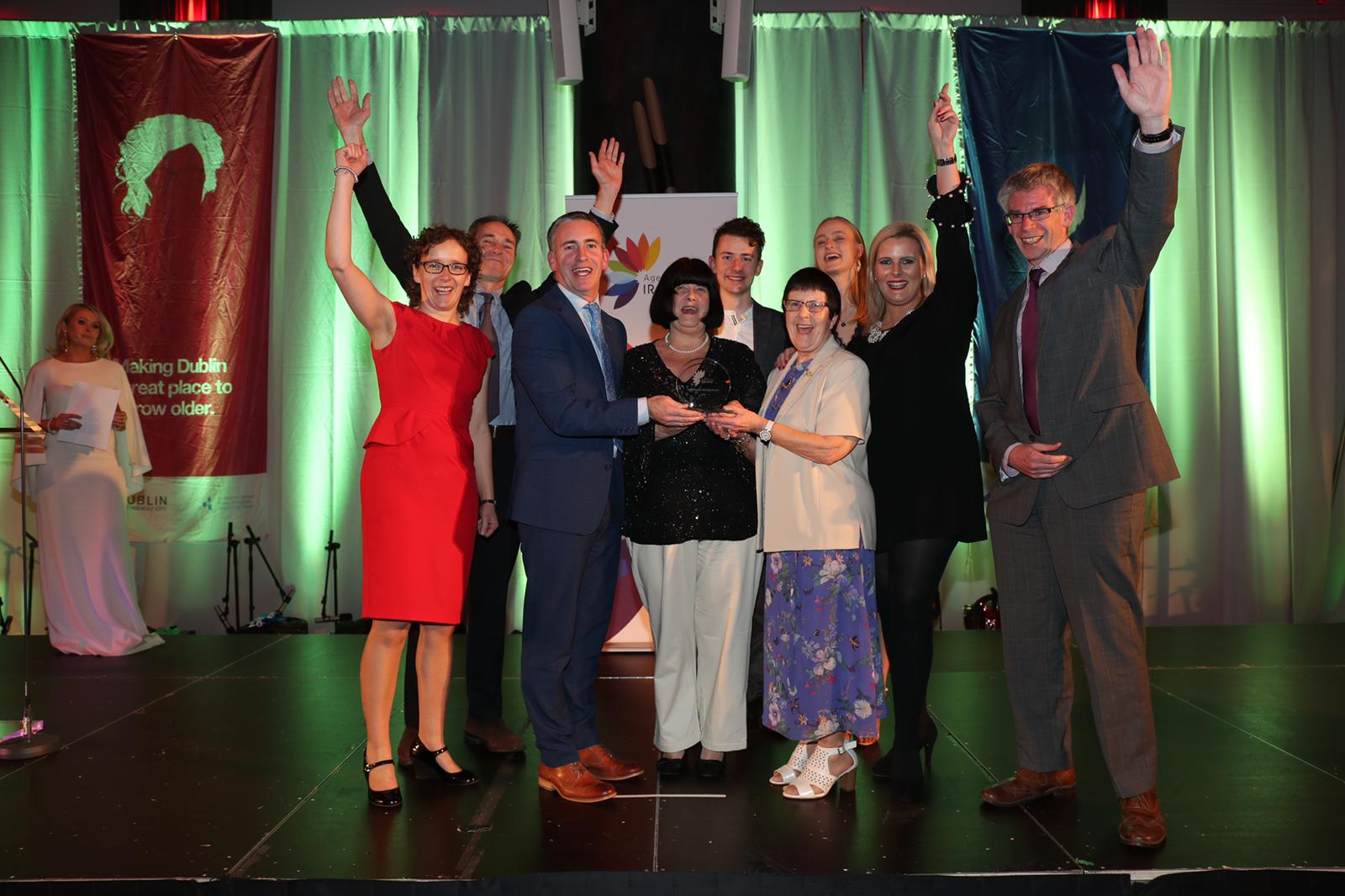 Cork County Age Friendly House Design Wins National Award