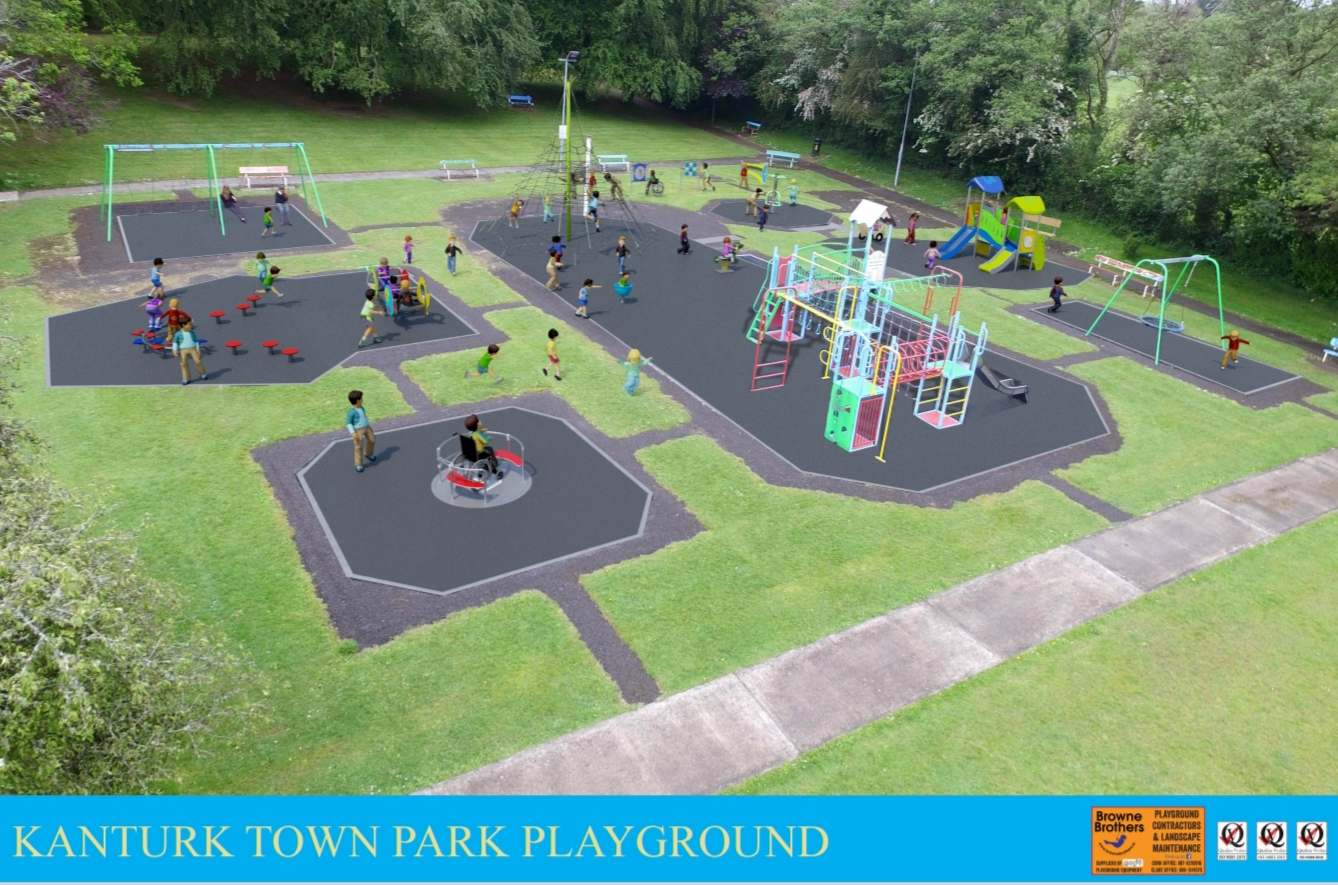 Contractor Appointed for Kanturk Playground Refurbishments – O'Shea