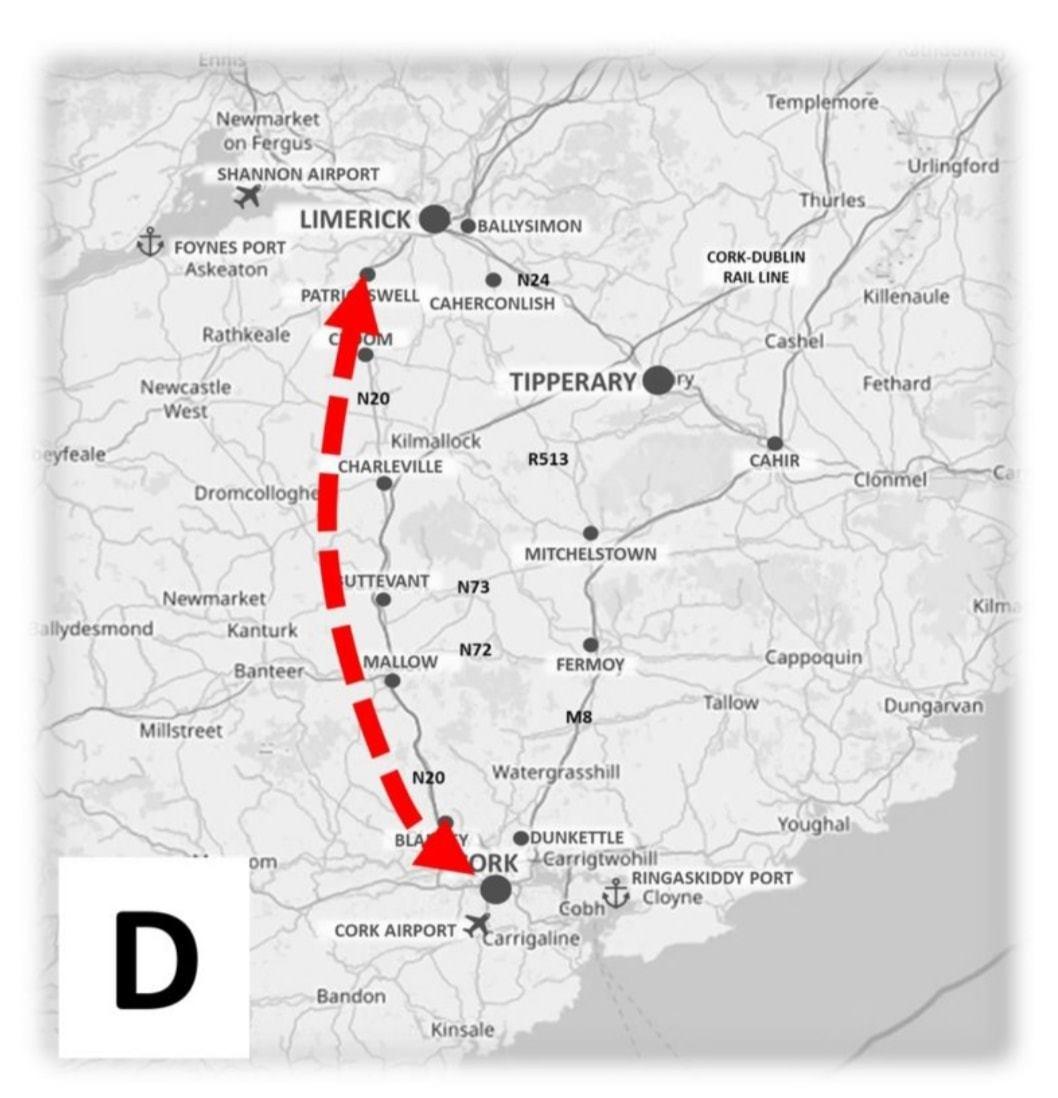 N/M20 Cork To Limerick Road Improvement Scheme Update – February 2020