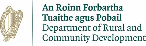 Department of Rural & Community Development Logo