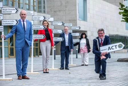 Cork County Council Announces Initiatives in 23 towns to help Communities and Businesses to deal with the impact of Covid-19
