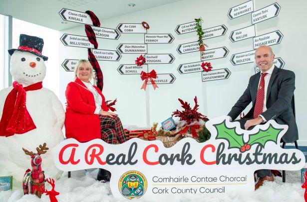 "Cork County Council Calls For ""A Real Cork Christmas"""