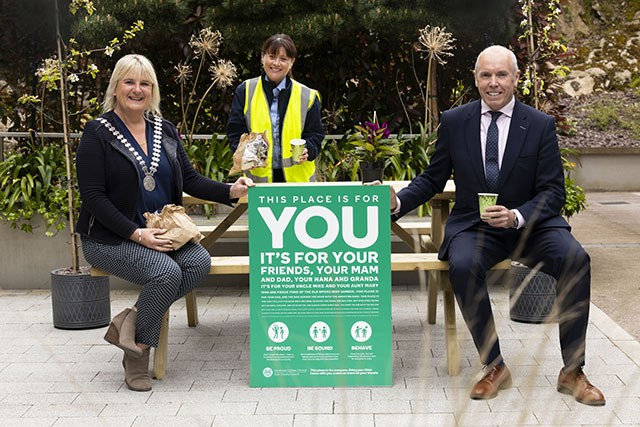 Cork County Council Launches Summer Anti-Litter Campaign