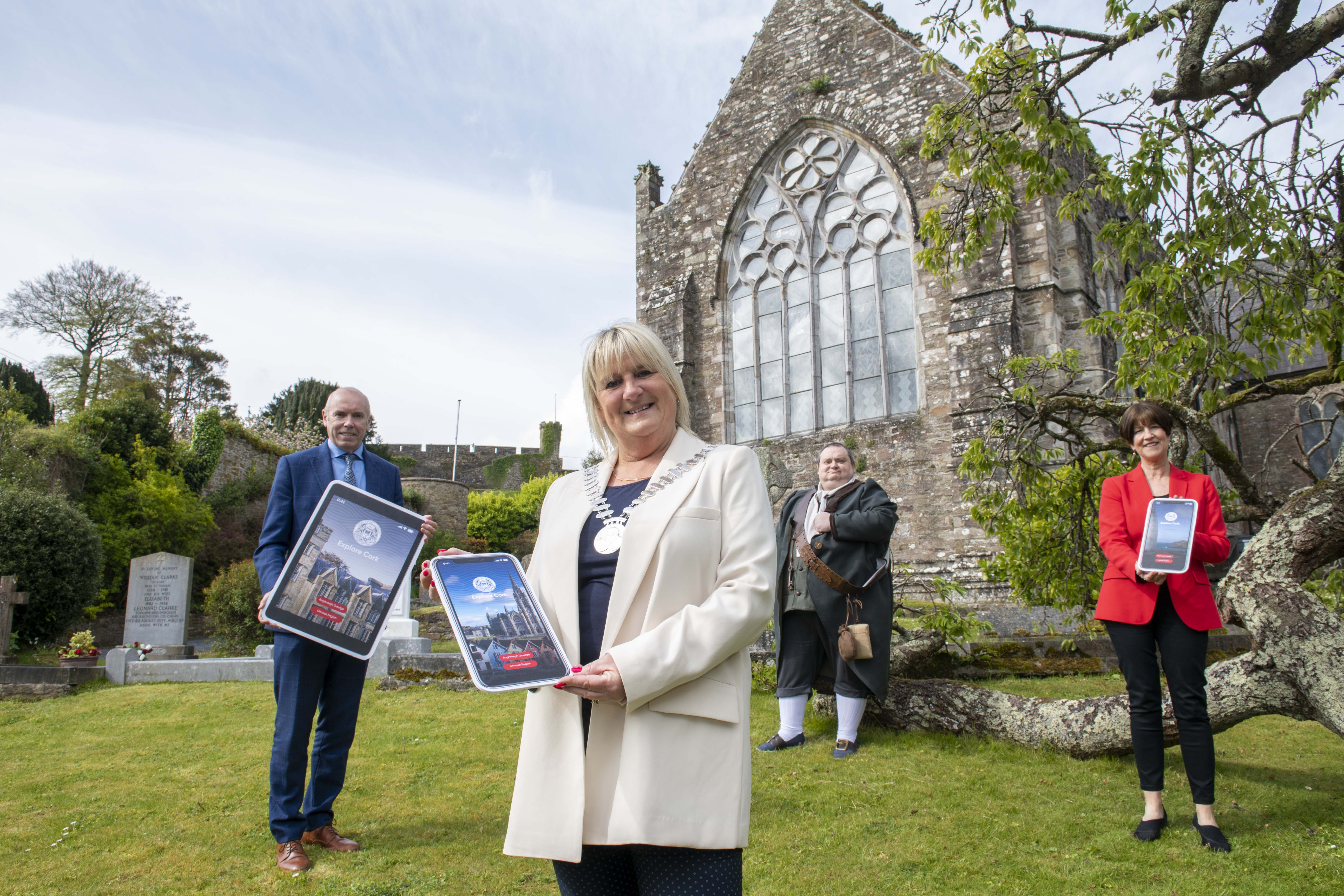 Cork County Council Launch 'Explore Cork' Tourism App featuring 850 places to see and things to do