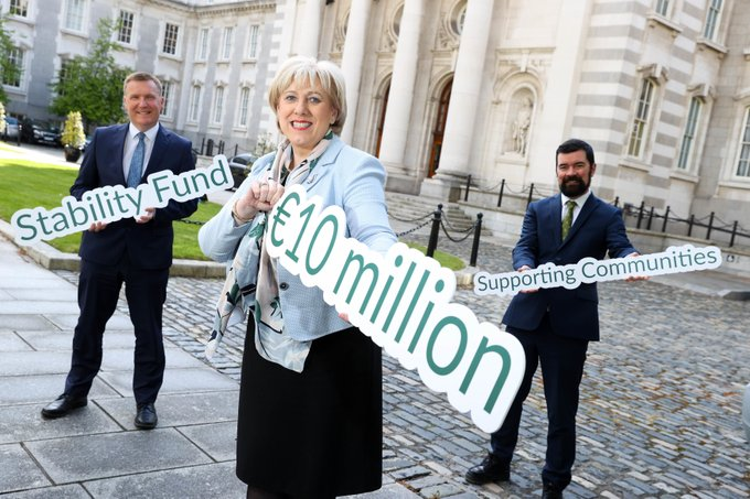 €10m Covid Stability Fund to support Community and Voluntary Groups, Charities and Social Enterprises