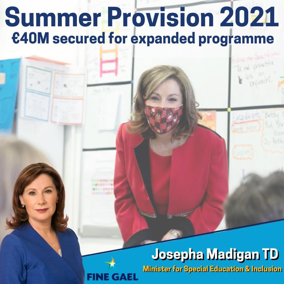 Summer Provision 2021