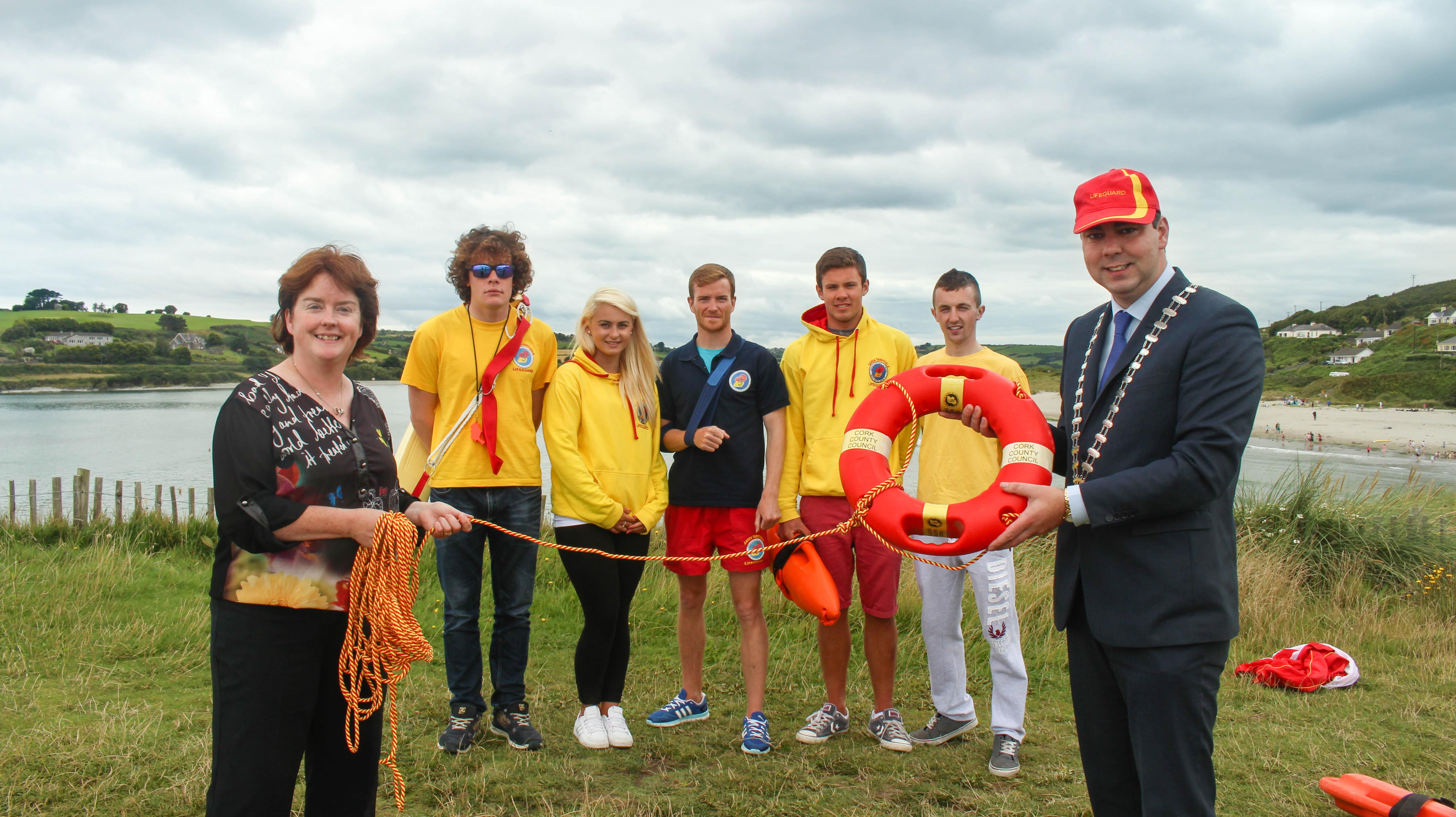 Beach Lifeguards Commence Patrolling Cork Beaches