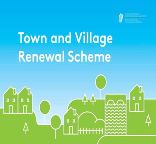 Town and Village Renewal Scheme 2017 – Cork County Council seeks Expressions of Interest