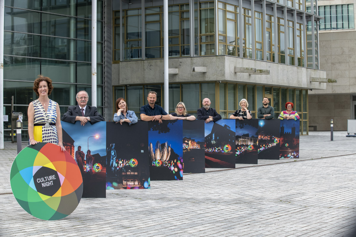 Culture Night in Cork County – Friday 17th September 2021
