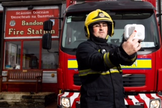 Test your Smoke Alarm – Be part of Fire Safety Week